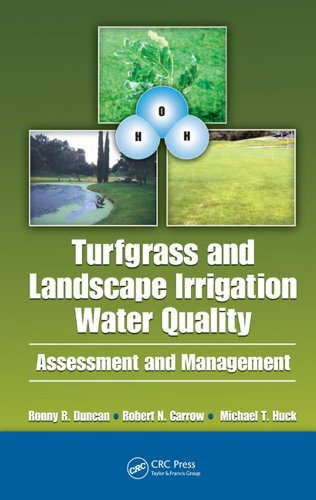 Turfgrass and Landscape Irrigation Water Quality: Assessment and Management