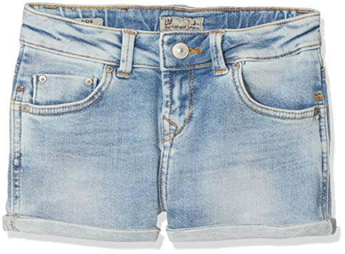 LTB Jeans Mädchen Shorts Judie G, Blau (Cari Wash 51606), 152 (Herstellergröße: 12)