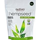 Organic Shelled Hempseed 13 OZ by Nutiva