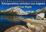 Naturparadiese zwischen Los Angeles und Las Vegas (Tischkalender 2020 DIN A5 quer): Fotos, die während eines Roadtrips entlang der Sierra Nevada entstanden (Monatskalender, 14 Seiten )