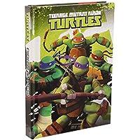 Auguri Preziosi TU939000 Diario da Scuola, Teenage Mutant Turtles