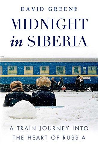 Midnight in Siberia: a train journey into the heart of Russia