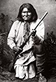 Geronimo Poster, Native American, Indian, Warrior, Apache Leader by Unknown