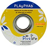 3D Printlife PLAyPHAb 1,75mm Orange PLA/PHA Mischung 3D-Drucker Filament, Maßhaltigkeit <+/- 0,05 mm, Orange - gut und günstig