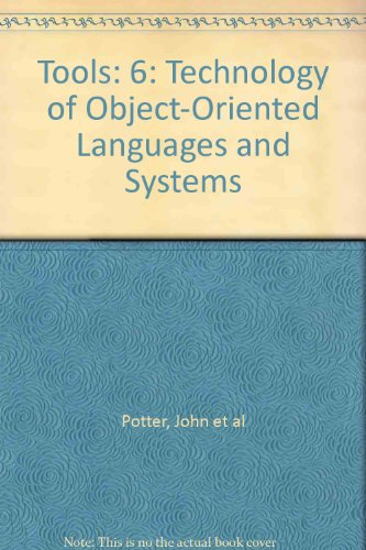 Tools: 6: Technology of Object-Oriented Languages and Systems por John et al Potter