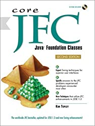 Core JFC (2nd Edition) by Kim Topley (2001-10-15)
