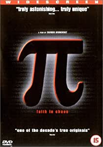 Pi DVD [UK-Import]