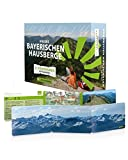 Unsere Bayerischen Hausberge: 21 Panoramen mit Toureninfos