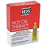 Vo5 Hot Oil Therapy Treatment 2 Count 0.5oz (2 Pack)