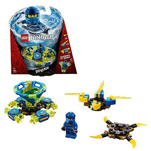 LEGO NINJAGO 70660 - Spinjitzu Jay (Minifiguren Ninjago Neu Lego)