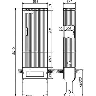ABN Braun-Geyer SL205P Spalte -
