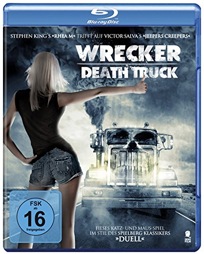 Wrecker - Death Truck [Blu-ray]