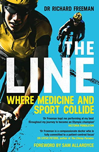 The Line: Where Medicine and Sport Collide (English Edition)