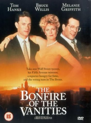 The Bonfire of the Vanities [1990] [DVD]