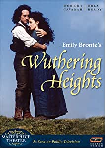 Masterpiece Theatre: Wuthering Heights [DVD] [Region 1] [US Import] [NTSC]