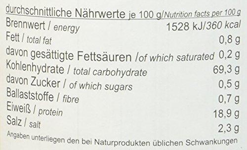 MyEy VollEy Ei-Ersatz, natürlich & voll aufschlagbar, universell einsetzbar, lactosefrei & vegan, 2er Pack (2 x 200 g) - 3