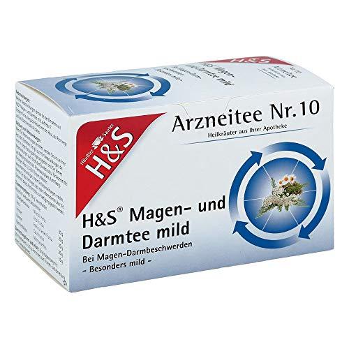 H & S Magen Darm Tee Mild 20pcs sacchetto filtro PZN: 3761426