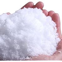 OULII Neige magique instantanée en expansion Insta-Snow Neige artificielle Dégager la neige artificielle