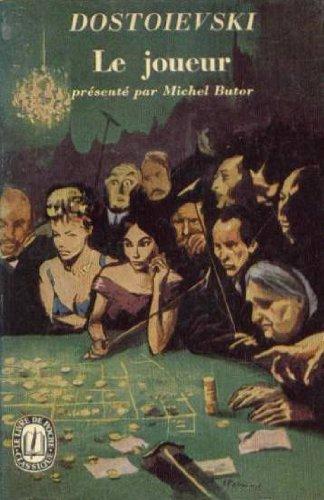 Le joueur par Dostoievski