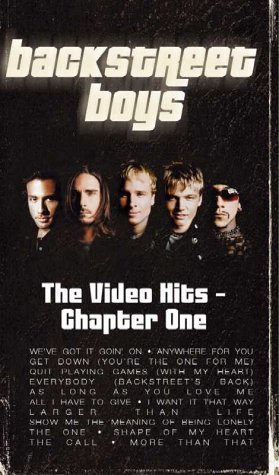 Backstreet Boys - Greatest Video Hits (Chapter One)