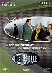 Der Bulle von Tölz 01: Tod im Internat / Waidmanns Zank