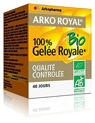 Arkopharma Arko Royal 100% Royal Jelly 40g by Arkopharma