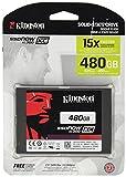 Kingston SKC300S37A/480GB interne 480GB SSD-Festplatte
