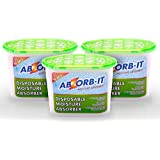 Abzorb-It Moisture Absorber,Pack Of Three-3X300G