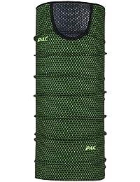Kopftuch Halstuch Unisex 10 Anwendungsm/öglichkeiten Schal P.A.C Mikrofaser Schlauchtuch Mesh Mask Celltech Neon Green Multifunktionstuch
