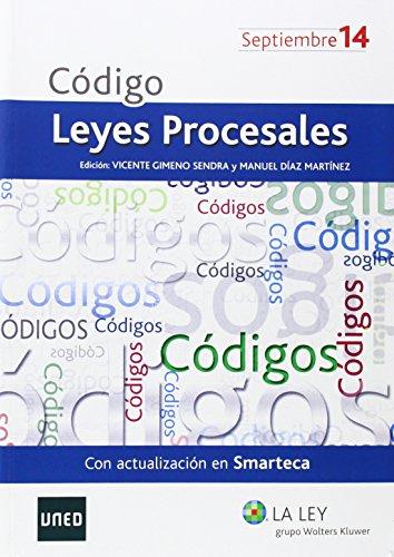 Código de Leyes Procesales 2014 (Códigos La Ley) por Aa.Vv.