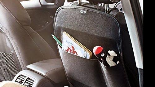 Audi 4L0061609 Rückenlehnenschutz in Soul-schwarz