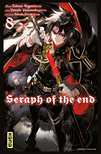 Seraph of the End Edition simple Tome 8