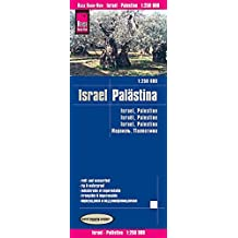 Reise Know-How Landkarte Israel, Palästina (1:250.000): world mapping project