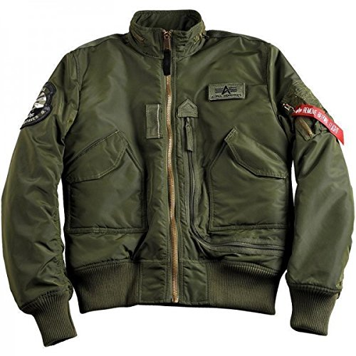 "ALPHA INDUSTRIES Fliegerblouson ""Engine"" 