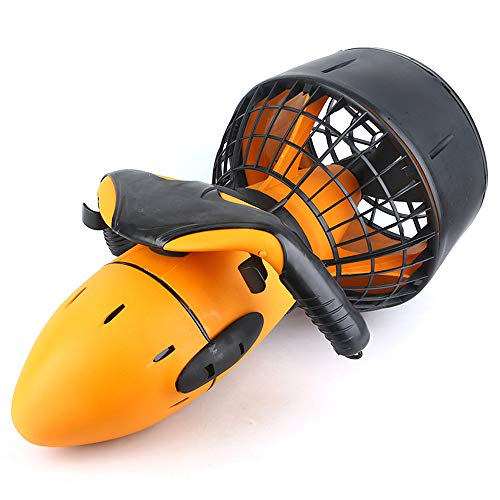 Subacquea Scooter, Scuba Sea Scooter, Impermeabile 300w, Dual Speed Propeller Diving Pool Water Sports, Explorer