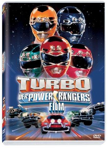 Turbo - Der Power Rangers-Film Power Ranger-der Film