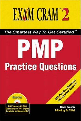 PMP Practice Questions Exam Cram 2 por David Francis