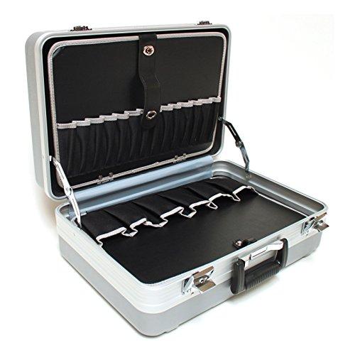 DEMA Werkzeugkoffer ABS grau 6+ - 2