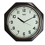 Ajanta analog wall clock(Brown)