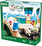 BRIO Airport Monorail Set