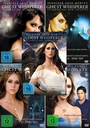 Produktbild Ghost Whisperer - Die komplette 1. + 2. + 3. + 4. + 5. Staffel (29-Disc / 5-Boxen)