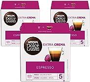 Nescafe Dolce Gusto Espresso Coffee, 48 Capsules, 48 Cups
