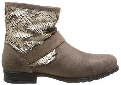 Belarbi Le Boots Beige Belarbi Par Beige Stivali Les M Femme taupe Tropéziennes Tropéziennes taupe Donna M Edgar Di Edgar fOSPStzn