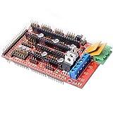 Redrex 3D Drucker Ramps1.4 Controller Board für Reprap Mendal Prusa Arduino Mega2560