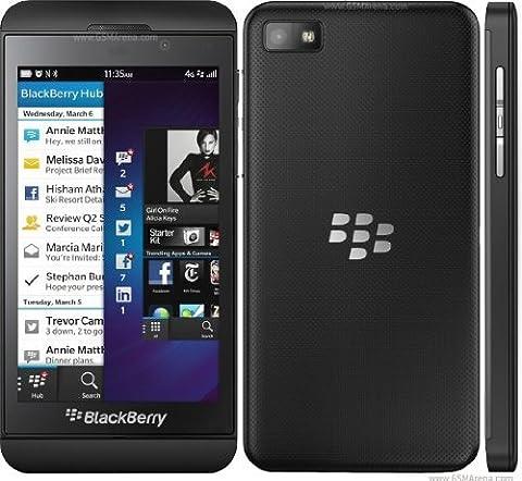 BlackBerry Z10 4G LTE -STL100-2 Orange Débloqués (écran tactile 4.2