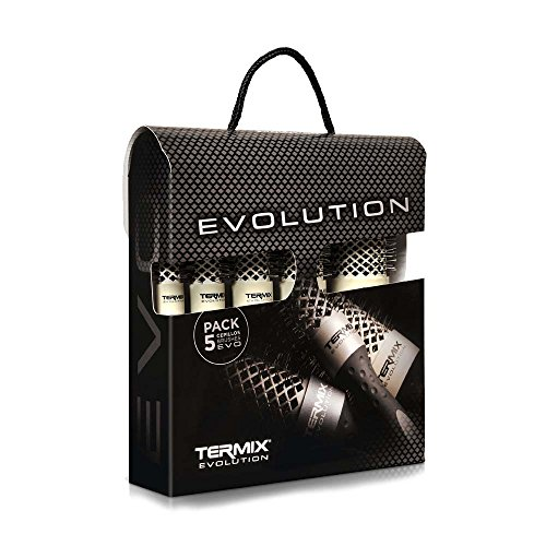 Termix C627MS Kit Cepillos Termicos Evolution Soft
