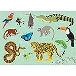Decoloopio 1951 Jungle Set de Table p...