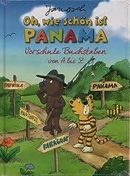 Janosch: Oh, wie schön ist Panama - Vorschule Buchstaben von A bis Z
