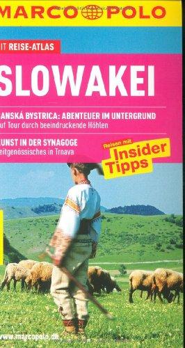MARCO POLO Reiseführer Slowakei