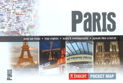 Paris Insight Pocket Map